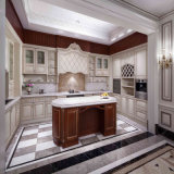 Welbom European Style Kitchen Cabinets Design with Dish Drainers