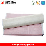 210mm*30m ECG Medical Paper Roll