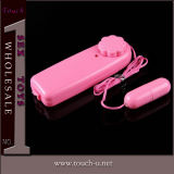 Adult Novelty Sex Toys Vibrating Buillet Remote Control Egg (TEW001)