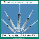 Medical Disposable Syringe Disposable Syringemedical Syringe Luer Lock Needle Syringe