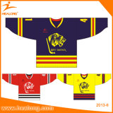 Healong Compression Full Dye Sublimated Wholesale Blank Hockey Jersey