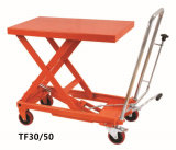 Mobile Manual Hydraulic Lift Table
