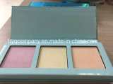 New! Highlighter Palette3 Colors Long Lasting Makeup Eyeshadow
