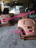 OEM Gg15 Gg20 Cast Iron Large Counterweight Balance Weight for Forklift/Loader/Crane
