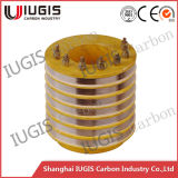 7 Rings Traditional Slip Ring for Machinery Industry Use