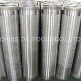 Stainless Steel 304 Muni Pack Water Well Screens
