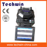 Digital Fiber Optic Fusion Splicer Kit Tcw605 Competent for Construction of Trunk Lines and FTTX