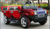 Hummer Children Toy Electric Car with Painting Red