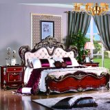 Bedroom Furniture Set with Antique Bed (W806A)