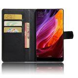 Xiaomi Mi Mix 2 Case Topace Premium PU Protective Leather Case / Flip Case / Wallet Case for Xiaomi Mi Mix 2