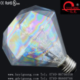 Colorful Shine Diamond Shape LED Lighting Bulb