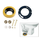 Toilet Bowl Reinforced Wax Ring with Flange