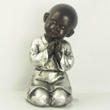 New Promotion Custom Monk Resin Figurine Polyresin Statue with High Quality