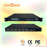 12in1 DVB-C SD Encoder Modulator Supports 12CVBS and RF