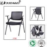 378d Office Staff Mesh Meeting Folding Chair with Writing Board