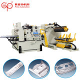 Automation Machine Nc Servo Straightener Feeder and Uncoiler Use in Coil Handling Systems Help to Make Car Parts
