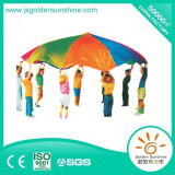 Playground Equipment Kindergarten Kids Play Game Rainbow Parachute