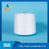 Raw White, OE, Wholesales Recycled 100% Polyesteryarn Yarn for Sewing Thread