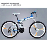 26′′ Inch Cheap Aluminum Alloy One Piece Wheel Fat Bicycle Folding Road Mountain Bike