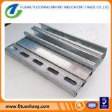 Universal Pre Galvanized Steel 14 Gauge Unistrut Channel