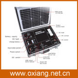 Portable Suitcase Portabel Solar System Support Two Way Charge