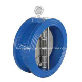 Wafer Double Clapper Check Valve