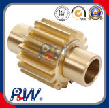 High Precision Brass Spur Gear