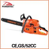 CE. GS. TUV Approved Gasoline Chain Saw 52cc (YD-PT-52)
