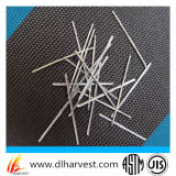 Shape Melt Extracted Stainless Steel Fibres for Industry Kiln