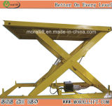 Heavy Duty Hydraulic Stationary Parking Car Lift with CE