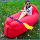 Easy Washing Beach Couch Inflatable Sleeping Bag with Pillow