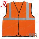 High Quality Safety Vest Hi-VI Vest China Supplier (QF-548)