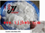 GB209-2006 Quality Caustic Soda Flakes (NaOH)