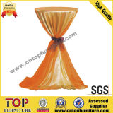 Colorful Cocktail Bar Polyester Table Cloth