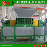 Two Shaft Used Refridge Crusher for E-Waste Recycling