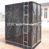 HDG Steel Panel Assemble Water Tank RO Water Container