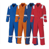 Custom 100%Cotton Fire Resistant Antistatic Coverall for Worker