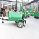 40HP Self Power Hydraulic Wood Chipper, Wood Crusher Chipper Dwc-40