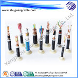 PE Insulated/Cu Tape Screened/PVC Sheathed/Swa/Computer Cable