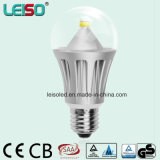 8W Dimmable Scob LED Bulb (LS-BA609-BWWD)