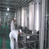 Turnkey Project Carbonated Drink Production Line