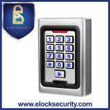 High Quality Standalone Metal Access Control with Backlight Keys
