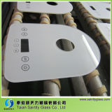 3mm4mm5mm Toughened Low Iron Printing Glass for Kitchen