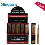 Kingtons 800 Puffs Steel Tube with Dismond LED Light Ehookah Pen