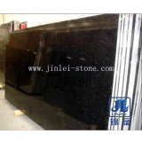Wholesale Price Polishing Absolute Black Granite for Countertop and Flooring