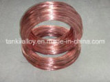 High Electrical Conductivity Cucrzr Alloy Wire