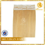 Factory Price 5A 100% Natural Colour Tape Skin Weft