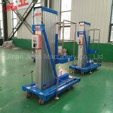 8m Height Aluminum Alloy Mobile Skylift Platform/Aluminum Alloy Folding Table