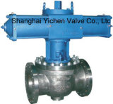Pneumatic Top Entry Trunnion Mounted Ball Valve (SZQ641F)