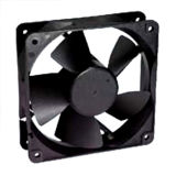 High Air Impedance DC12032 Cooling Fan for High Temperature Environment